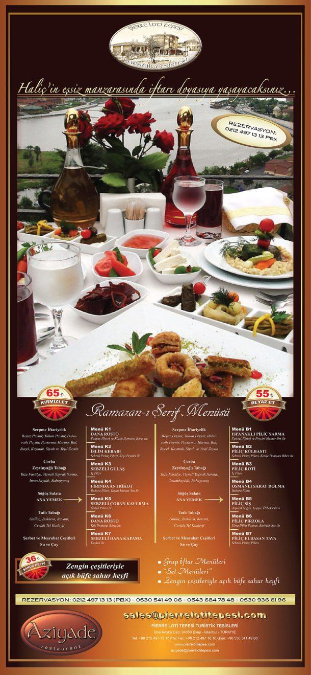 Iftar menüleri — Görsel Yemek Tarifleri Sitesi - Oktay ...